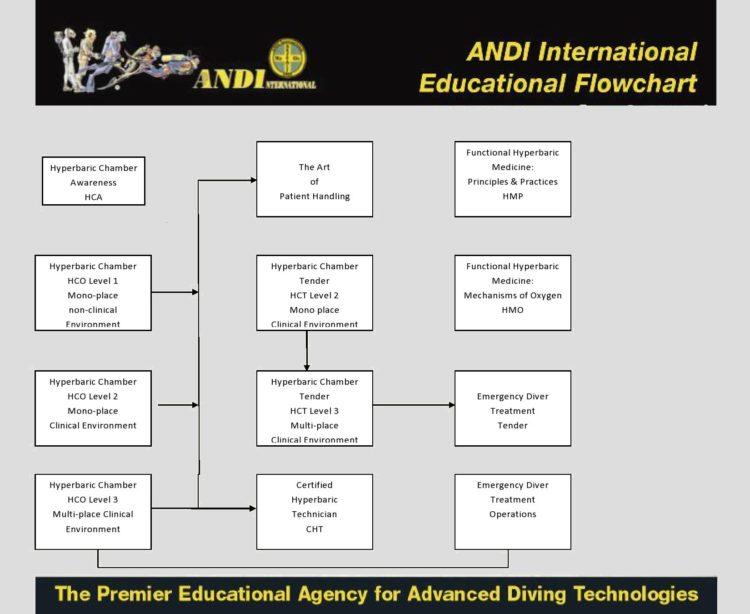 ANDI Hyperbaric Flowchart